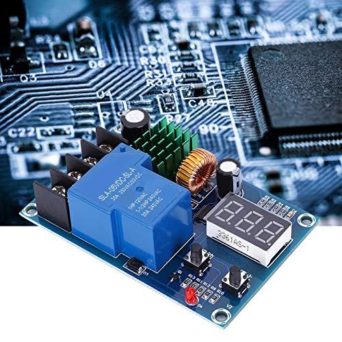 Módulo de control de batería XH-M604, protección del cargador de batería, generador...