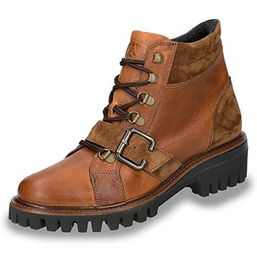 Paul Green Biker Boots Stiefelette braun 38½