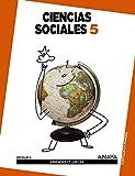 Ciencias Sociales 5. (Aprender es crecer) - 9788467849998