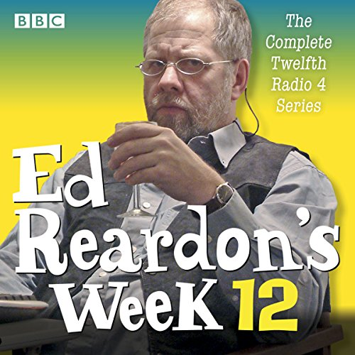 Couverture de Ed Reardon's Week: Series 12