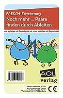 FRESCH-Erweiterung: Noch mehr... Paare (Ableiten): Ergänzungskarten für das LRS-Lernspiel zum Festigen und Vertiefen der Strategie Ableiten (1. bis 4. Klasse)