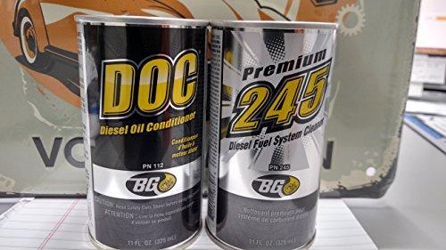 BG 245 Premium Diesel Fuel System Cl