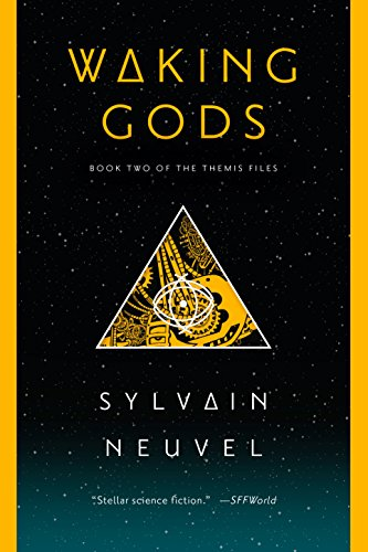 Waking Gods (The Themis Files Book 2) (English Edition)