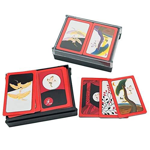 Korean Flower Card Game Hwatu, Go-Stop, Godori 2Pcs