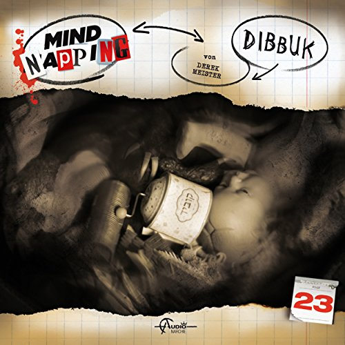 Dibbuk (MindNapping 23) audiobook cover art