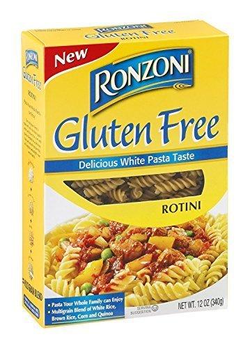 Ronzoni Gluten Free Rotini Pasta (Case of 8)
