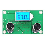 Icstation Digital FM Radio Wireless Receiver Module LCD Display DSP PLL 76.0MHz-108.0MHz