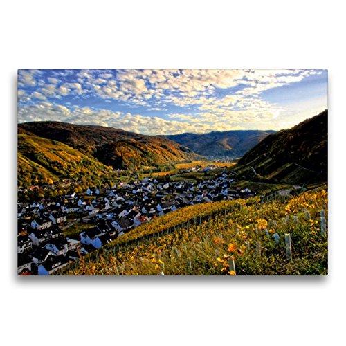 CALVENDO Premium Textil-Leinwand 75 x 50 cm Quer-Format Die schönsten Landschaften in Deutschland - Das Ahrtal, Leinwanddruck von Arno Klatt