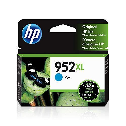 HP 952XL   Ink Cartridge   Cyan   L0S61AN
