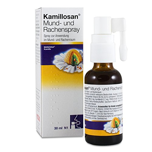 Kamillosan Mouth Spray 30ml spray by Kamillosan