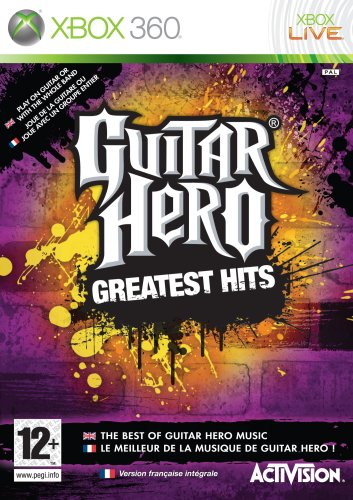 Guitar Hero: Greatest Hits [UK Import]
