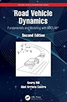 Road Vehicle Dynamics: Fundamentals and Modeling with MATLAB, 2nd Edition Front Cover
