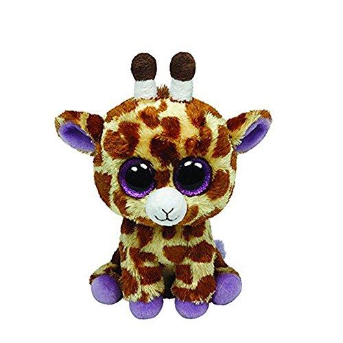 "Ty's SAFARI the GIRAFFE 6"" (15cm) Beanie Boo-New with all Tags"