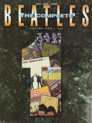 The Complete Beatles, Vol. 1 (A to I)