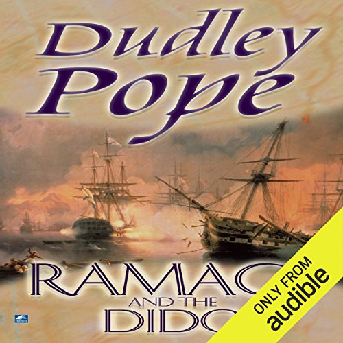 Ramage and the Dido audiobook cover art