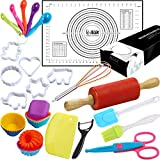 Kids Real Cooking Baking Set 31 ...