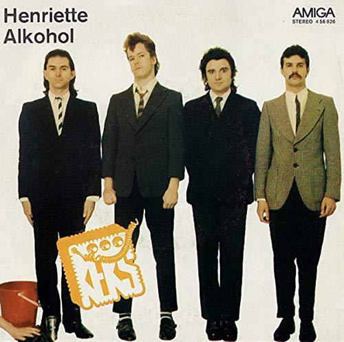Henriette / Alkohol [Vinyl Single 7'']