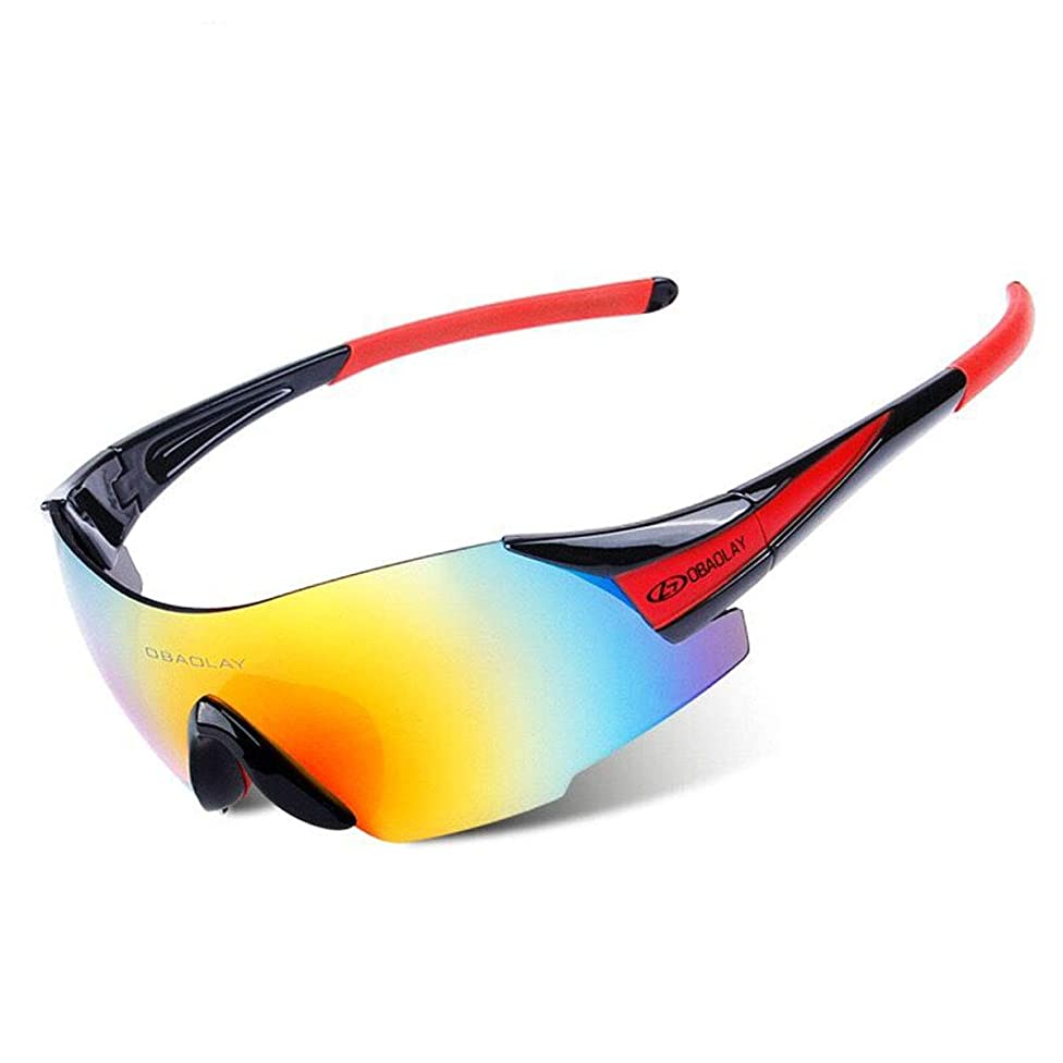 TRVIVOM Sports Sunglasses for Men Women Youth Baseball Cycling Running Driving Fishing Golf Motorcycle c32792871463703