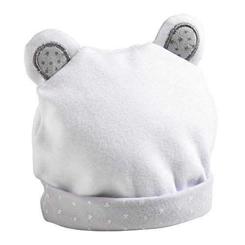 Bonnet bébé naissance - 1 mois Céleste - Sauthon