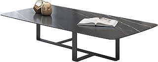 CJDM Table Basse, Table Basse rectangulaire Post-Moderne de Petit Appartement, Table Basse de Bureau créatif, Table Basse