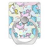 Z861 - Soporte Giratorio para teléfono móvil (360 Grados), diseño de Ponis de Unicornio