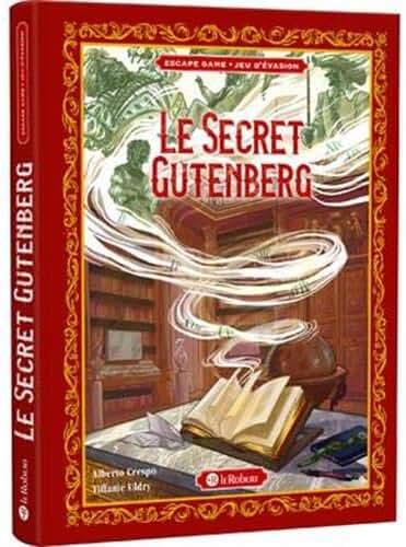 Le secret Gutenberg - jeu d'évasion/ escape game