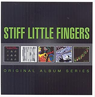Original Album Series - Stiff Little Fingers by Stiff Little Fingers (2014-01-21)