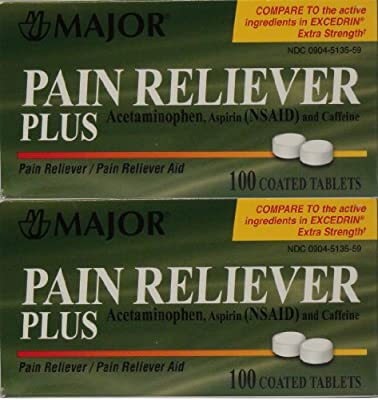 For the temporary relief of Migraine Pain For temporary relief of the pain of headache, sinusitis, colds, muscular aches, menstrual discomfort, toothache and minor arthritis pain Active Ingredients: Acetaminophen 250 mg (Pain Reliever), Aspirin 250 m...