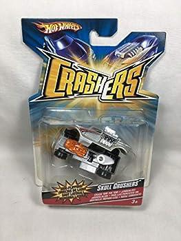 Hot Wheels Crashers Skull Crushers Truck  From Seriessold Saparately