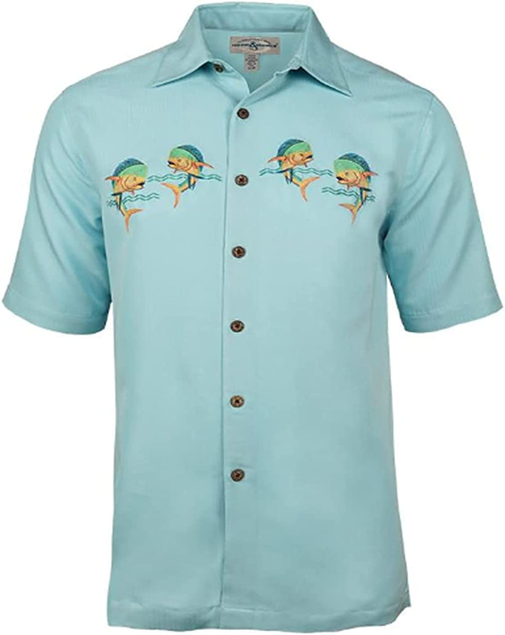 Ranking TOP17 Ranking TOP11 Hook Tackle Men's Let's Fishing Dance Shirt Embroidered