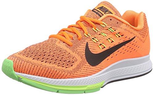 Nike Herren Air Zoom Structure 18 Laufschuhe, Orange (T...