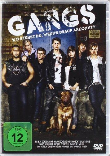 Gangs ( Gangs - Wo stehst du, wenn's drauf ankommt? ) ( Rox! ) [ NON-USA FORMAT, PAL, Reg.2 Import - Germany ] by Marie-Lou Sellem