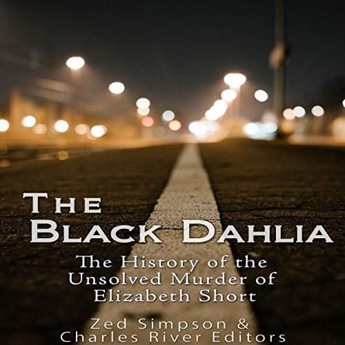 The Black Dahlia Case cover art