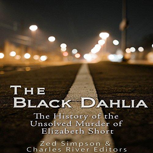 The Black Dahlia Case audiobook cover art