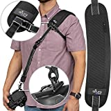 Best Camera Sling Strap Dslrs - Altura Photo Rapid Fire Pro Camera Neck Strap Review