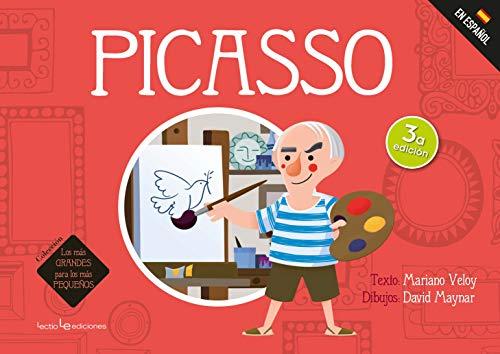 Picasso (Los más GRANDES para los más PEQUEÑOS