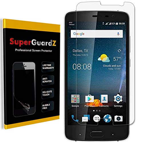 [8-Pack] for ZTE Blade V8 Pro Screen Protector, SuperGuardZ, Ultra Clear, Anti-Scratch, Anti-Bubble [Lifetime Replacement]