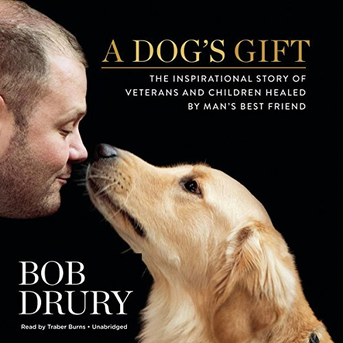 A Dog's Gift audiobook cover art