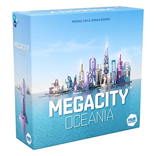 MegaCity: Oceana Board Game $34.95 Free Shipping w/ Prime $34.99