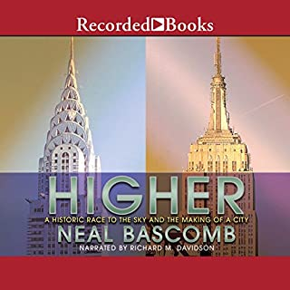 Higher audiobook cover art