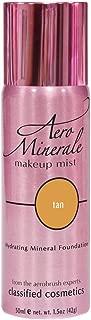 Aero Minerale Foundation Makeup Mist, Tan
