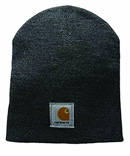 Carhartt - Beanie cap a Maglia - Coal Heather Uomini Inverno Beanie Sci Cappello CHA205CLH-One Size
