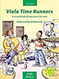 Viola Time Runners: A second book of easy pieces for viola