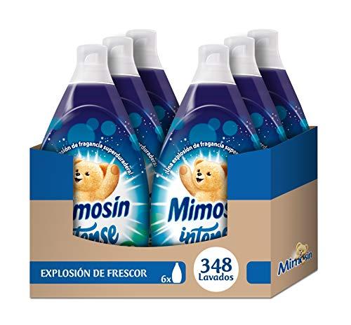 Mimosin Intense Explosión de Frescor Suavizante - 58 lavados - pack de 6