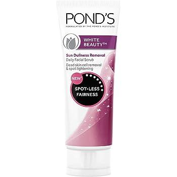 Pond's White Beauty Sun Dullness Removal Daily Facial Scrub 100 g