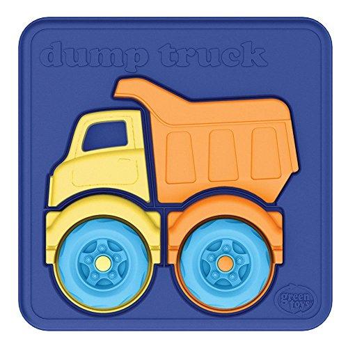 Green Toys pzdt-1161 Dump Truck Puzzle 3D