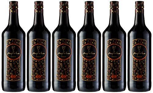 Vermouth Myrrha Rojo - 6 botellas de 100 cl, Total: 6000 ml