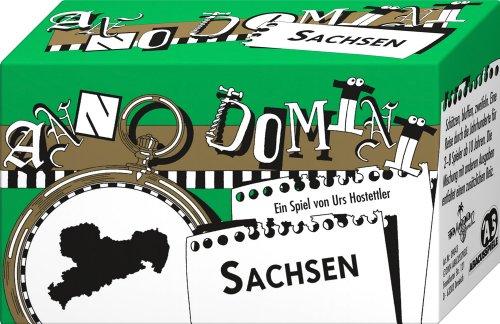Abacusspiele 9043 - Anno Domini, Sachsen