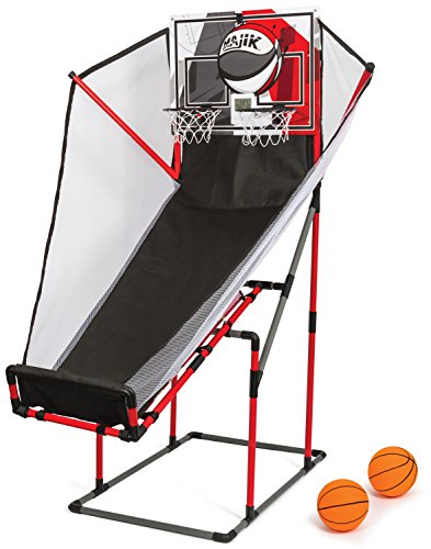 Majik Arcade 3-In-1 Sport Center for Basketball, Baseball, and Football