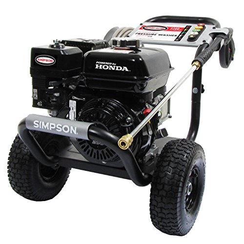 SIMPSON PowerShot Gas Pressure Washer for Cars